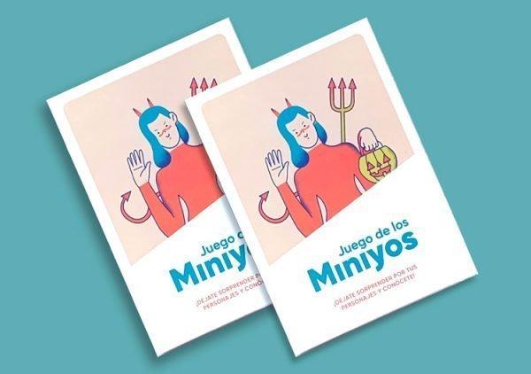 El juego de los Miniyos - Pack formación